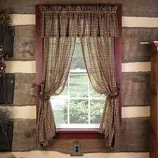 Primitive Living Room Curtains by Kitchen Nook I Especially Love The Rug And The Way The Curtains