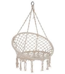 hamac siege suspendu chaise hamac suspendu l univers du jardin