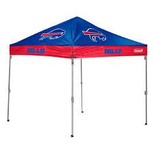 Buffalo Bills 10 X 10 Canopy Coleman Tailgate Shelter Tent