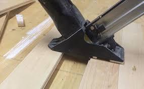 Flooring Nailer Vs Stapler by 7 Tips For Installing Solid Hardwood Flooring Be The Pro