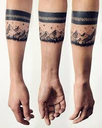 20 Armband Tattoo Designs