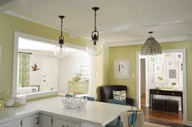 how to turn a basket into a pendant light house