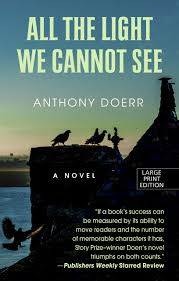 All The Light We Cannot See Thorndike Press Print Reviewers
