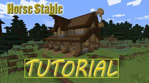 Minecraft How To Build A Horse Stable Tutorial - YouTube Home Garden Plans B20h Large Horse Barn For 20 Stall Minecraft Tutorial Medieval Horse Stables Building How To Make A Cool Stable Youtube Building With Bdoubleo Episode 164 150117_120728 House Designs Pinterest Ideas Village Screenshots Show Your Creation For Horses Creative Mode Java Edition Pferdestallhorse Ilmister Ideas 4 Minecraft Horse Stable Google Search