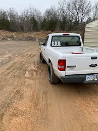 100 Ford Trucks Mudding Closest Thing To A Mud Hole This 2wd Truck Will Ever See Fordranger