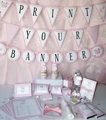 decoration baby shower boy diy baby shower banner resumess scanbite co