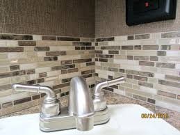 Peel N Stick Tile Floor by Self Stick Mosaic Backsplash Tiles U2013 Asterbudget