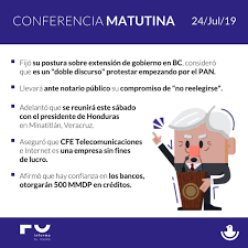 Conferenciamañanera Hashtag On Twitter