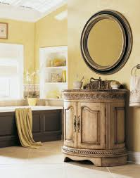 Shabby Chic White Bathroom Vanity by Bathroom Design Hooker Bathroom Furniture Pictures Shabby Chic