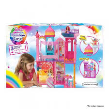 Barbie Dreamtopia Rainbow Cove 7 Doll Gift Set