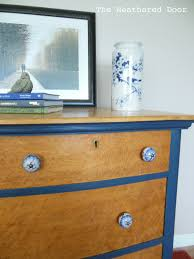 Birdseye Maple Dresser Value by Birds Eye Maple Dresser The Weathered Door