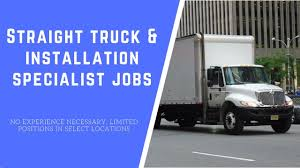 JB Hunt Straight Truck & Installation Specialist Jobs - YouTube