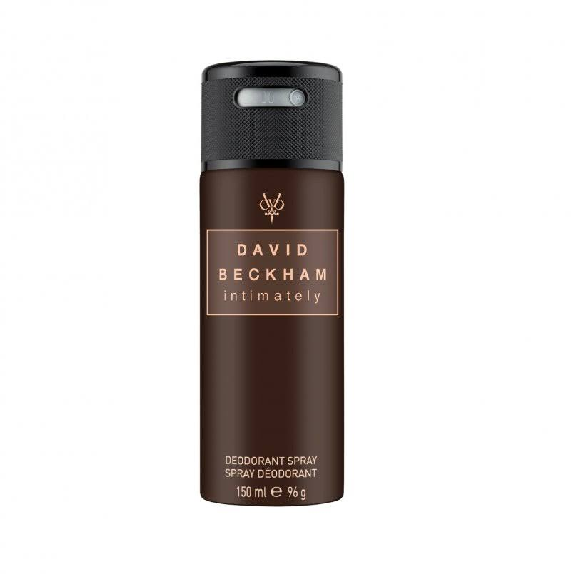 Beckham Men Intimately Deodorant Spray - 150ml