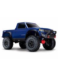 TRA82024-4_BLUE TRX-4 SPORT: 4WD ELECTRIC TRUCK WITH TQ 2.4GHZ RADIO ...