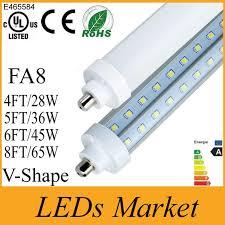 aliexpress buy led cooler light fa8 single pin t8 led