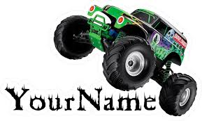 Amazon.com: Your Name GRAVE DIGGER Custom Name Wall Decal Monster ... Monster Trucks Wall Stickers Online Shop Truck Decal Vinyl Racing Car Art Blaze The Machines A Need For Speed Sticker Activity Book Cars Motorcycles From Smilemakers Crew Wild Run Raptor Monster Spec And New Stickers Youtube Build Rc 110 Energy Ken Block Drift Self Mutt Dalmatian Pack Jam Rockstar Sheets Get Me Fixed And Crusher Super Tech Cartoon By Mechanick Redbubble Ford Decals Australia