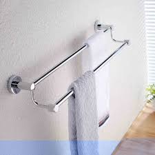 rfjjal wand handtuchhalter größe 30cm handtuchhalter chrom