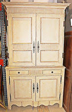 BAKER FURNITURE Milling Road Armoire TV Chest Linen Press Wardrobe
