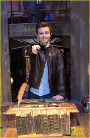 100 Studio 24 London Chris Colfer Harry Potter Tour In Photo