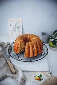 apfelkuchen gugelhupf karamell zucker zimt und liebe