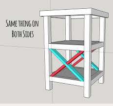 best 25 tall end tables ideas on pinterest diy furniture plans