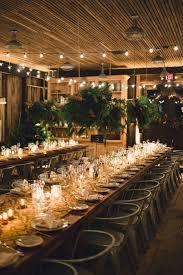 Rustic Winter Wedding Table Decoration Ideas 37