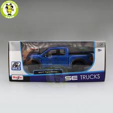 100 Ford Toy Trucks 124 Maisto F150 F 150 Raptor 2017 Pickup Truck Diecast Metal
