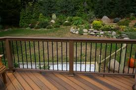 Fiberon Two Level Deck   Custom Decks, Nice And Two Level Deck Best 25 Deck Railings Ideas On Pinterest Outdoor Stairs 7 Best Images Cable Railing Decking And Fiberon Com Railing Gate 29 Cottage Deck Banister Cap Near The House Banquette Diy Wood Ideas Doherty Durability Of Fencing Beautiful Rail For And Indoors 126 Dock Stairs 21 Metal Rustic Title Rustic Brown Wood Decks 9