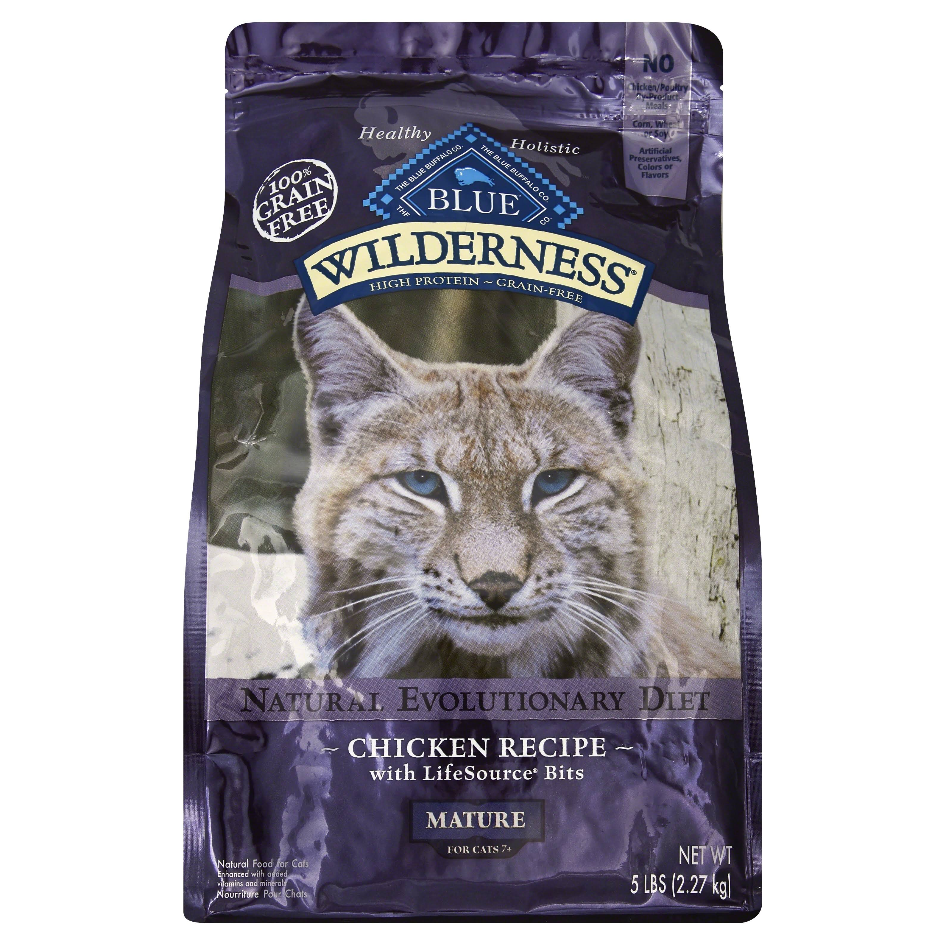 Blue Buffalo Wilderness Cat Food - Chicken