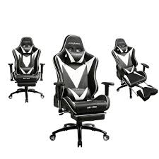 gtracing ergonomic gaming chair napping chair with footrest gt004b