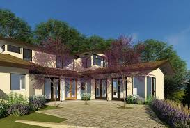 100 Contemporary House Photos KNR Design Studio Los Altos Hills Rebuild