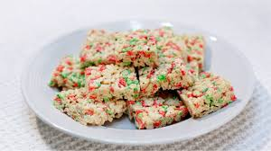 Rice Krispie Christmas Tree Treat Recipe by How To Make Rice Krispies Treats Rice Crispy Treats Recipe Youtube
