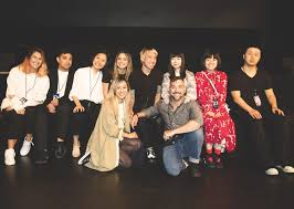 Recent Academy Of Art University Graduates Whose Work Was Featured At Spring 2018 And Fall New York Fashion Week The Shows Kneeling Left To Right