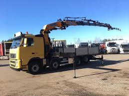 100 Tow Truck Flatbed VOLVO FH 12 Flatbed Trucks For Sale Drop Side Truck Flatbed Lorry