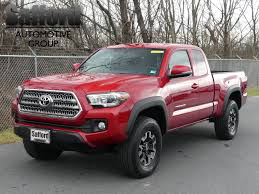 100 Used Four Wheel Drive Trucks For Sale PreOwned 2017 Toyota Tacoma TRD Sport Access Cab In Springfield