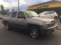 Used 2002 Chevrolet Avalanche for sale Pricing & Features