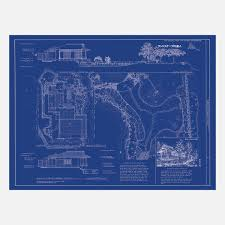 I Would Love To Hang This Blueprint In My Home Office Japanese Tea