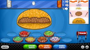 joux de cuisine papa s taco jeu de cuisine de tacos mimibuzz