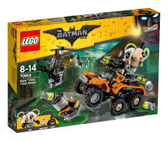 The LEGO® Batman ™ Movie Bane™ Toxic Truck Attack - The Movie Store