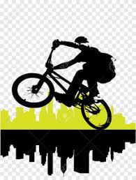 Free Bmx Bike Clipart Image
