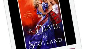 Donnas Review A Devil In Scotland By Suzanne Enoch