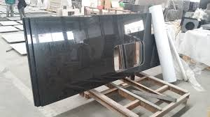 residential project granite countertops black pearl kitchen tops
