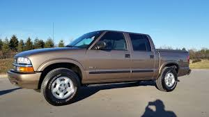 SOLD.2004 CHEVROLET S-10 LS 4 DOOR CREW CAB 4X4 1 OWNER 115K 4.3 V6 ...