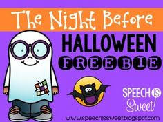Twas The Night Before Halloween Book by I Spy Fruit And Veggie Books Autism Autism Helper And Language