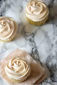 Blush Rose Cupcakes Recipe