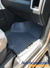 Husky Liner Weatherbeater Floor Mats by 2009 2017 Ford Flex Husky Liners Weatherbeater Floor Liners