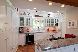 recessed lighting kitchen sink proper placement of recessed