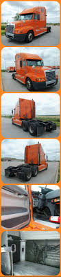 Here's A 2009 Freightliner C120 72