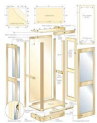 curio cabinet amazing buildingurioabinet picture