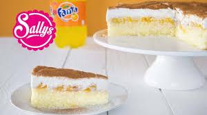 fanta schnitte fanta kuchen fanta torte sallys classics sallys welt